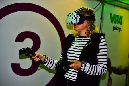 Virtual reality Experience - Hier blijf je nog lang over napraten impressie